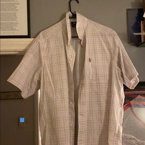 Air Jordan button up shirt